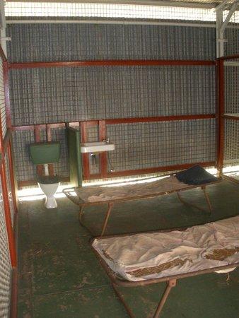 Fannie Bay Gaol : Low Security Quarters