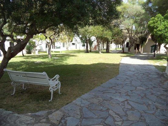 Eden Village Cala Domingos : abitazioni