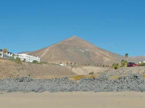 TUI MAGIC LIFE Fuerteventura: Volcano from Hotel