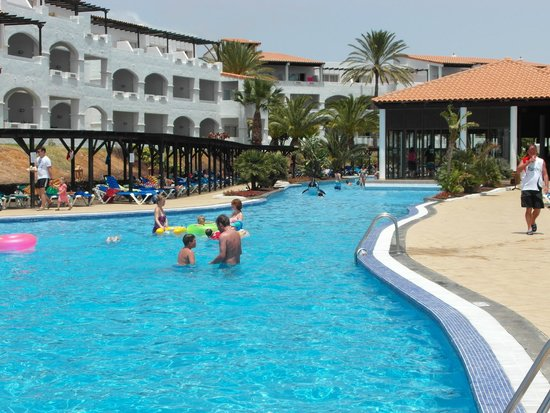 TUI MAGIC LIFE Fuerteventura: Main Pool