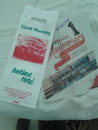 Parklane Hotel: daily dose of regional news