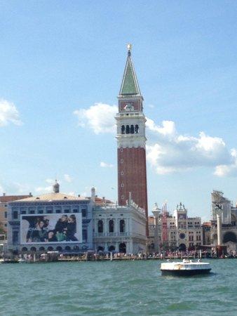 Venice Lagoon: Markusplatz, Uhrturm