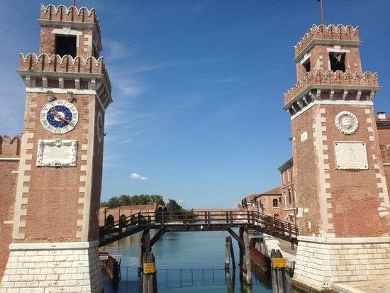 Venice Lagoon: Arsenal