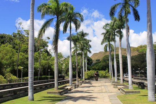 National Memorial Cemetery of the Pacific: National Memorial Cemetery Oahu - Hawaii 8