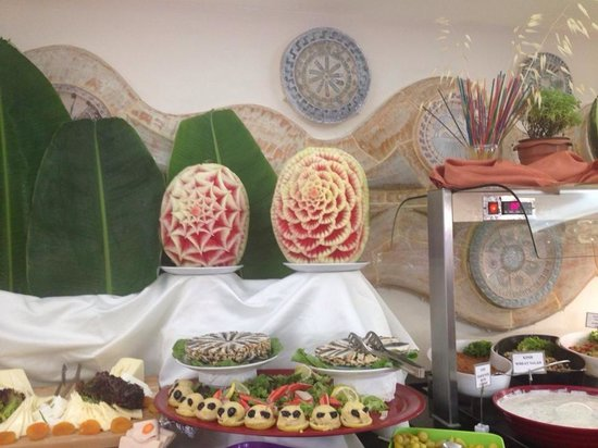 Hotel Esra and Family Suites: Food