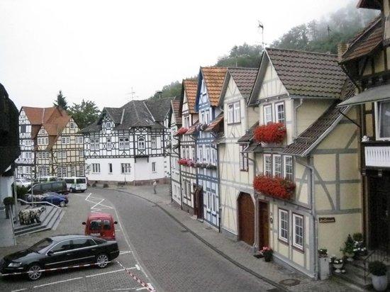 EKKOs Kultur- und Tagungshotel: Window from the window 2