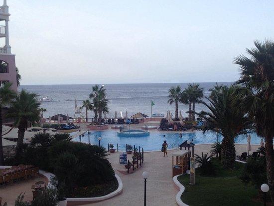 The Westin Dragonara Resort, Malta: Vista esterna