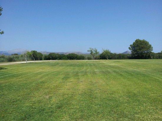 Valentin Playa de Muro: football field