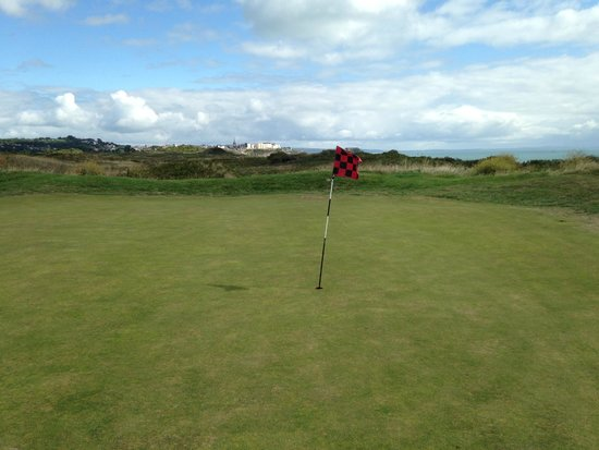 Tenby Golf Club: Tenby links