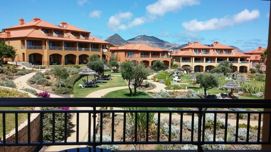 Pestana Porto Santo All Inclusive : Vista da Suíte Familiar 814