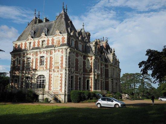 Chateau de la Jumelliere : Le château de la Jumellière