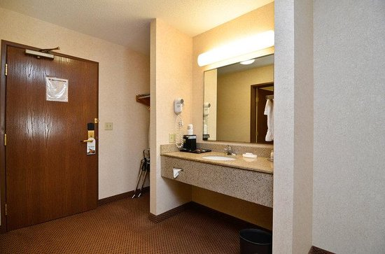 The Lodge at Mount Rushmore : Guest Bathroom