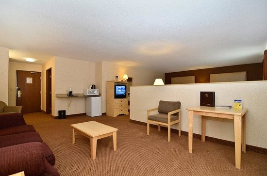 The Lodge at Mount Rushmore: Suite