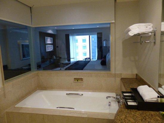 InterContinental Kuala Lumpur : Bathroom