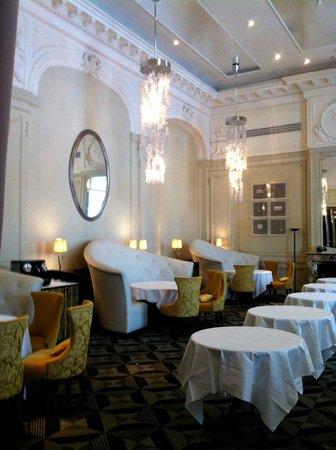 Trianon Palace Versailles, A Waldorf Astoria Hotel : restaurant Gordon Ramsay