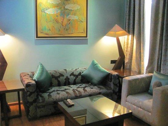 juSTa MG Road : Spacious Suites