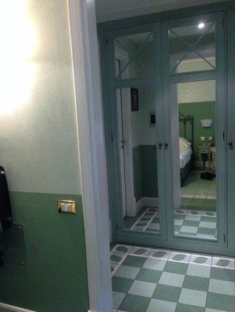 Hotel Costantinopoli 104: chambre