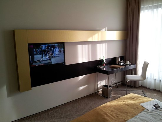 Grandior Hotel Prague: La camera...