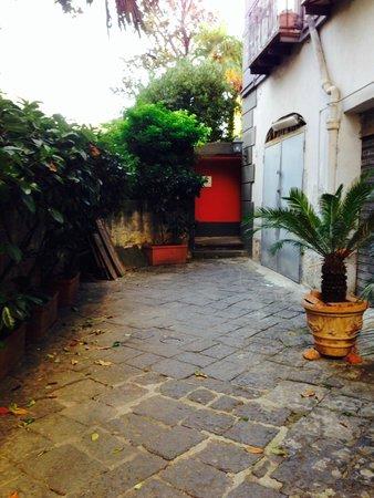 Hotel Costantinopoli 104: Accès à l'hôtel
