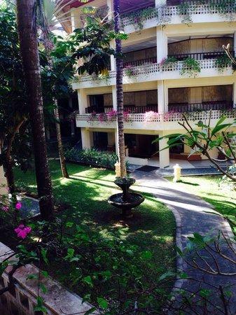 Prama Sanur Beach Bali: L'hôtel
