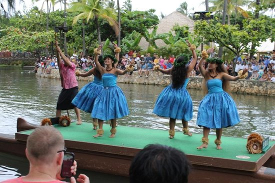 Polynesian Cultural Center : Polynesian Culture Centre - Oahu Hawaii 4