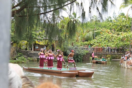 Polynesian Cultural Center : Polynesian Culture Centre - Oahu Hawaii 6