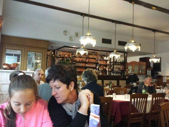La Camba Da Daniela: Sala da pranzo