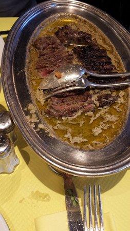 L'Entrecôte : vassoio carne
