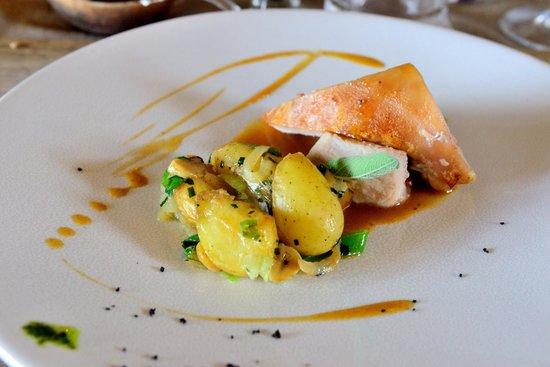 Le Bistrot de Lagarde : 主菜-Pork