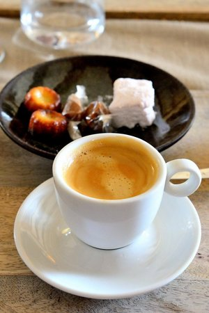 Le Bistrot de Lagarde : coffee