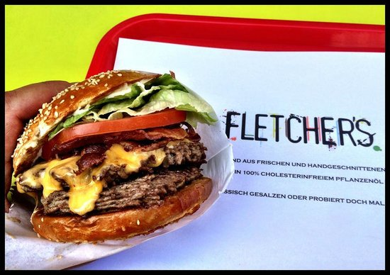 Photo0 Jpg Picture Of Fletchers Better Burger Frankfurt