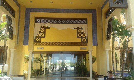 IBEROSTAR Isla Canela Hotel: Entrada