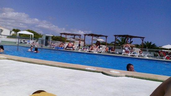 BelleVue Belsana: hotel bueno vistas preciosas
