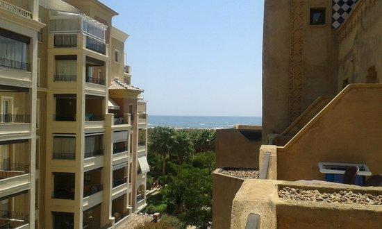 IBEROSTAR Isla Canela Hotel: Vista lateral