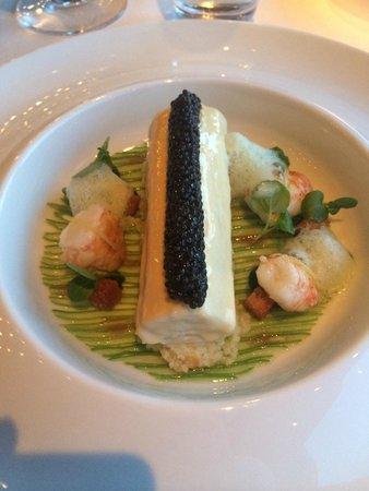 Ciel Bleu Restaurant: sole