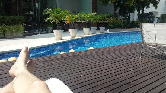 Hotel Baraquda Pattaya - MGallery Collection: Piscine