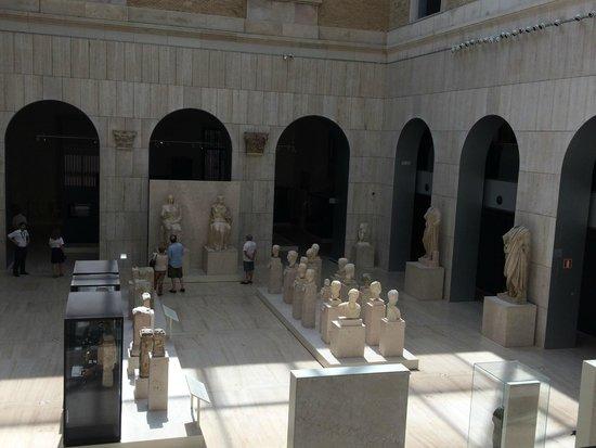 Museo Arqueologico Nacional : Exposición Época Romana