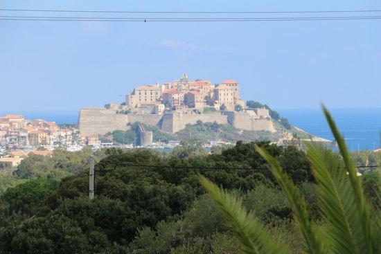 Hôtel Corsica : Baie de Calvi