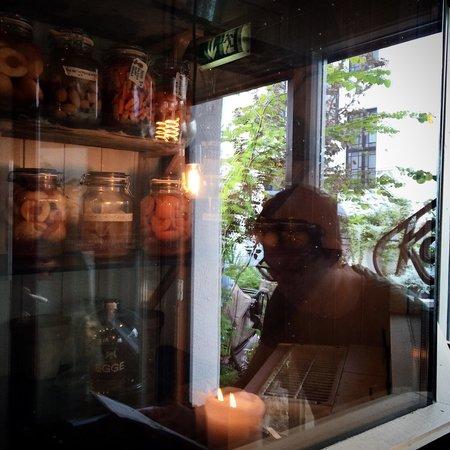 Kolonihagen Frogner: Reflections