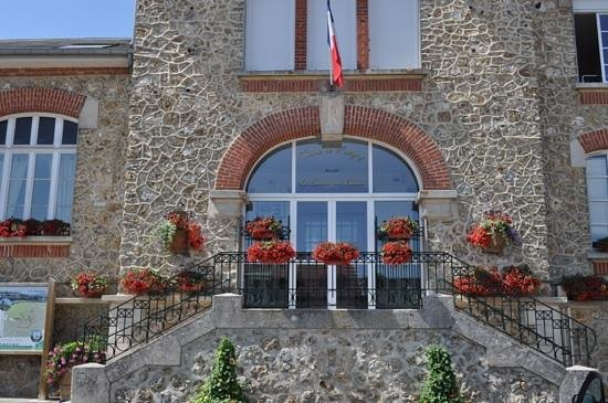 Mutigny, Frankrig: mairie