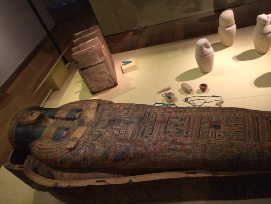 Museo Arqueologico Nacional : Sección de Egipto