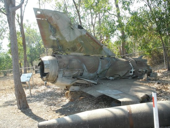 Australian Aviation Heritage Centre : Mirage Casualty