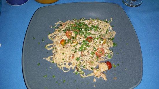 Da Gio' Lamai Beach Restaurant : Tagliolini ai frutti di mare