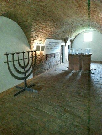 Terezin Memorial: area delle celle