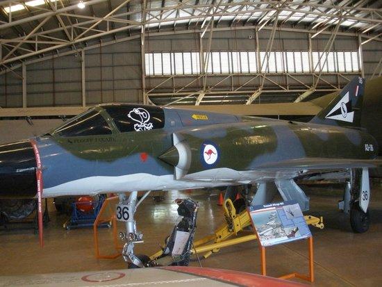 Australian Aviation Heritage Centre : Dasault Mirage