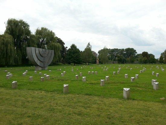 Terezin Memorial: Area delle baracche