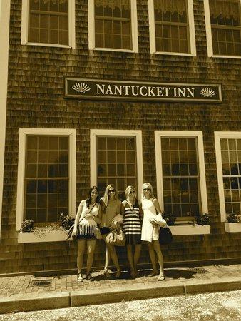 Nantucket Inn: Very nice Inn