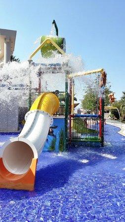 Tusan Beach Resort: Новый бассейн для детей