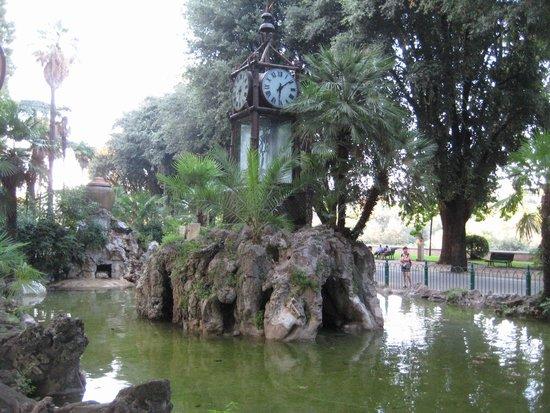 Foto Di Villa Borghese, Roma