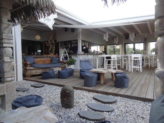 Villa Coco : la terrasse